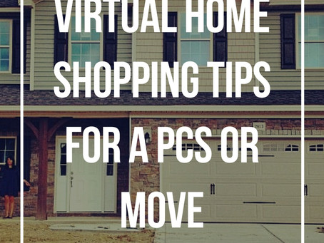 Virtual Home Shopping Tips