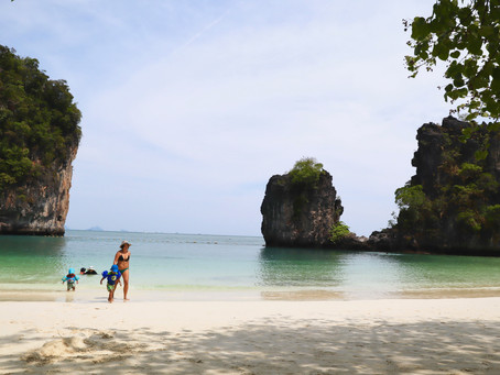 Krabi, Thailand with Kids