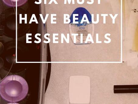 Sunny Six: Beauty Edition