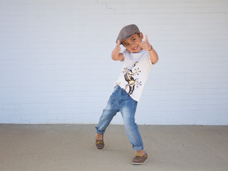 Pre School Style + A Giveaway!