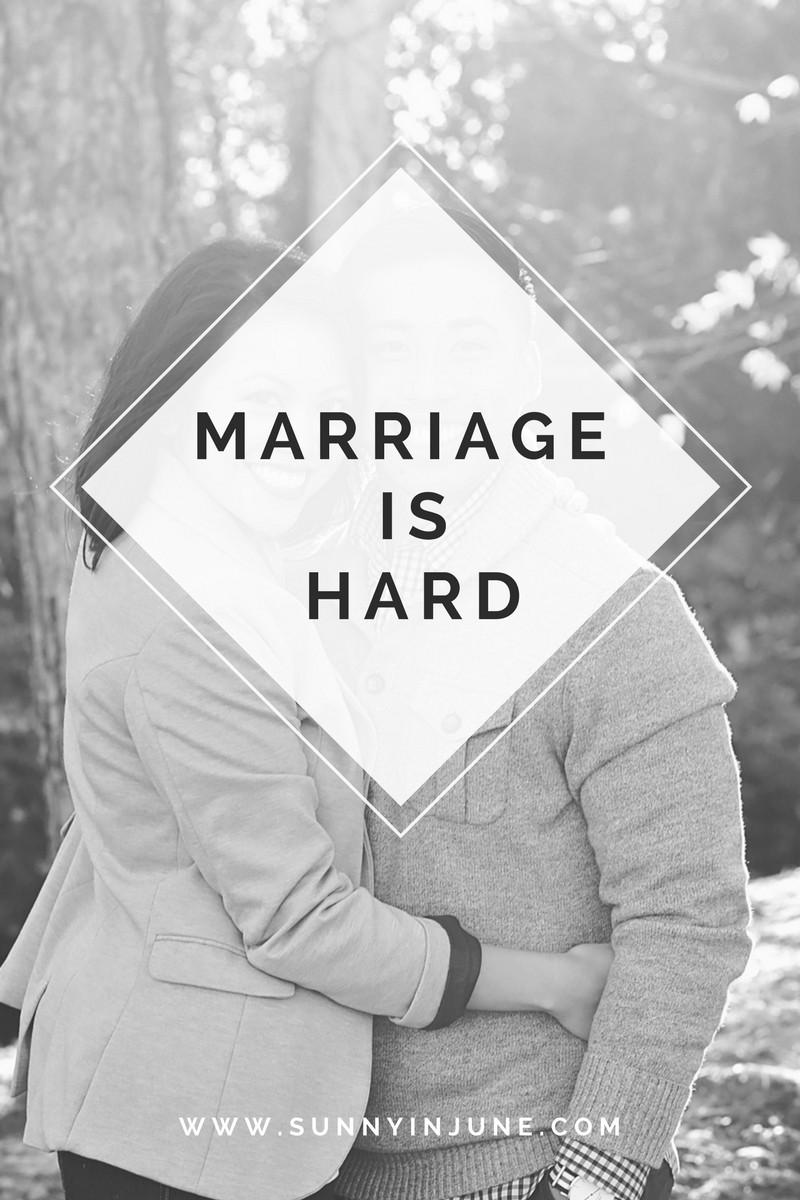 sunnyinjune.com - marriage is hard