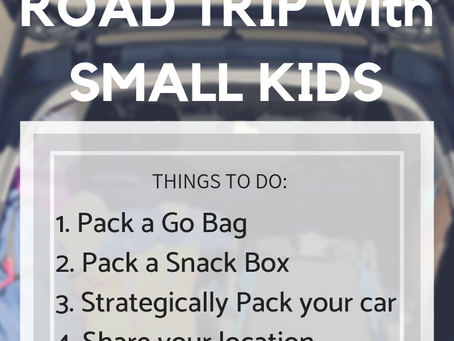 solo road trip with kids