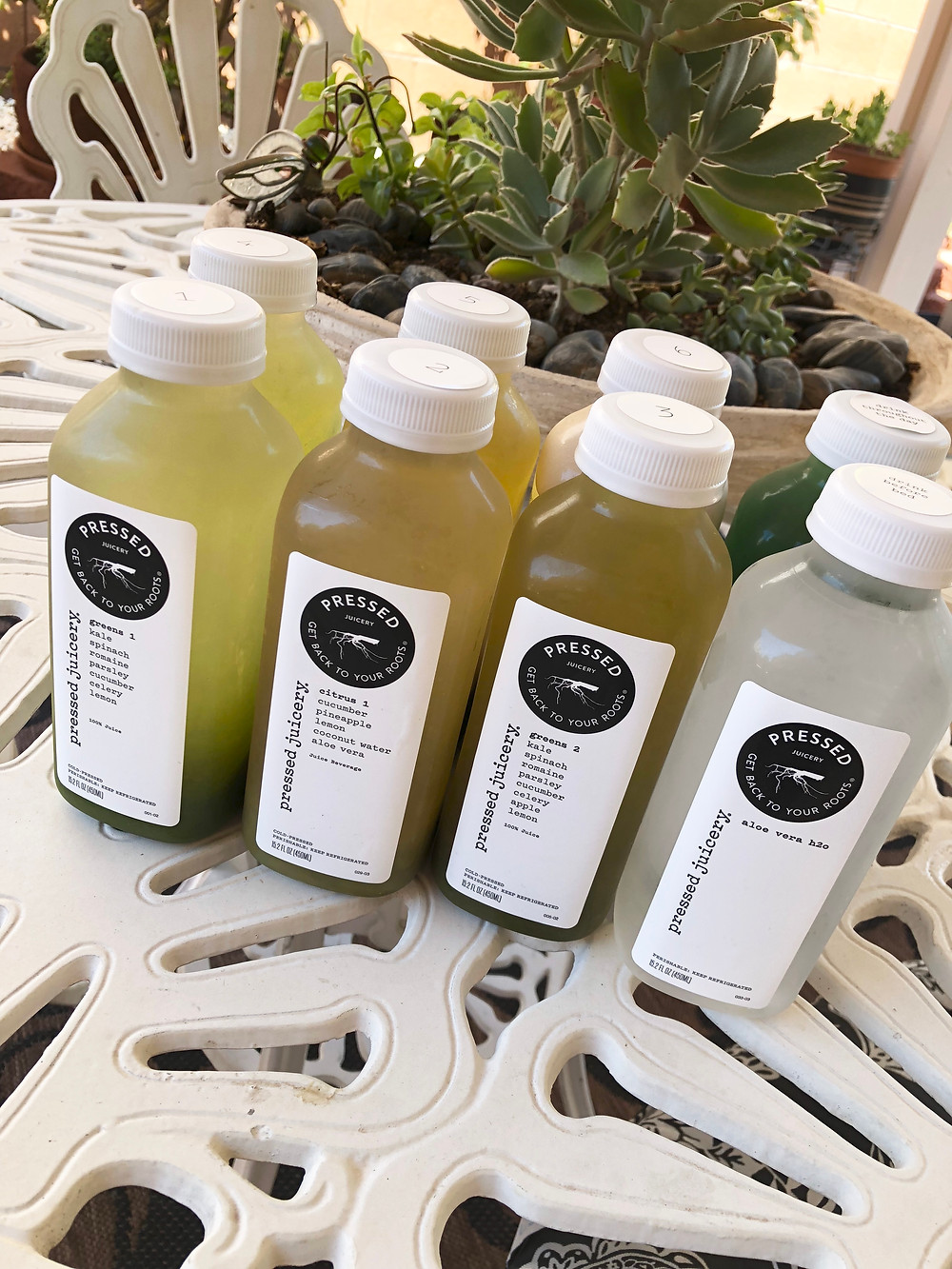 three day juice cleanse results, what to expect from a three day juice cleanse // sunnyinjune.com