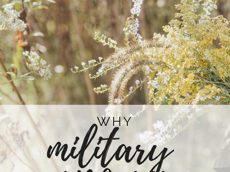 you need a military spouse bff