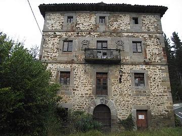torre jauregia