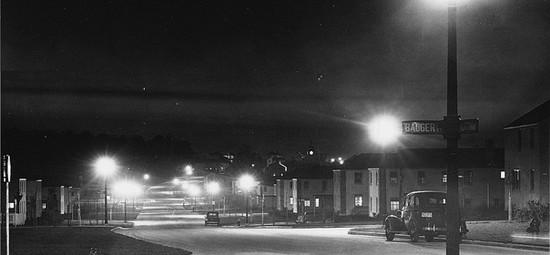 Nov 3 1938_First Street Lights.jpg