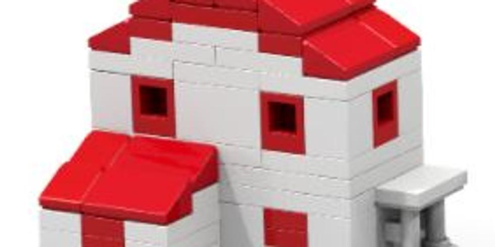 LEGO in the Village - Make & Take Event