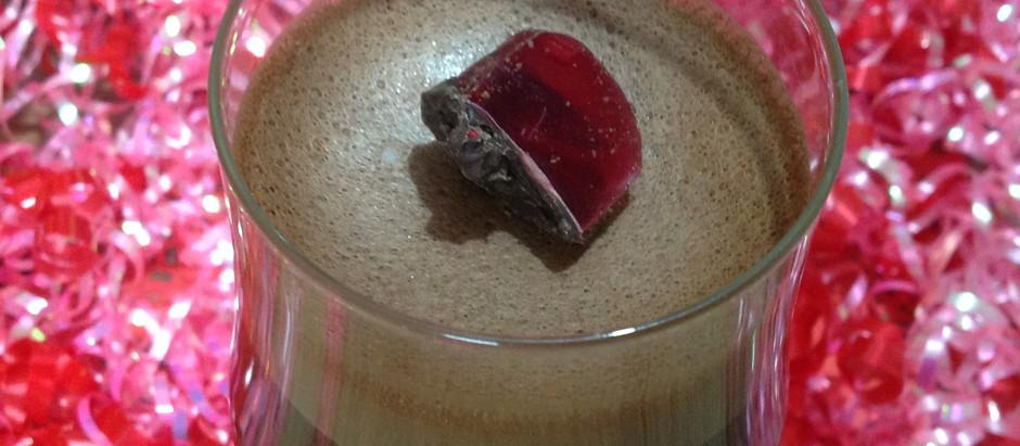 Chocolate Vanilla Mousse