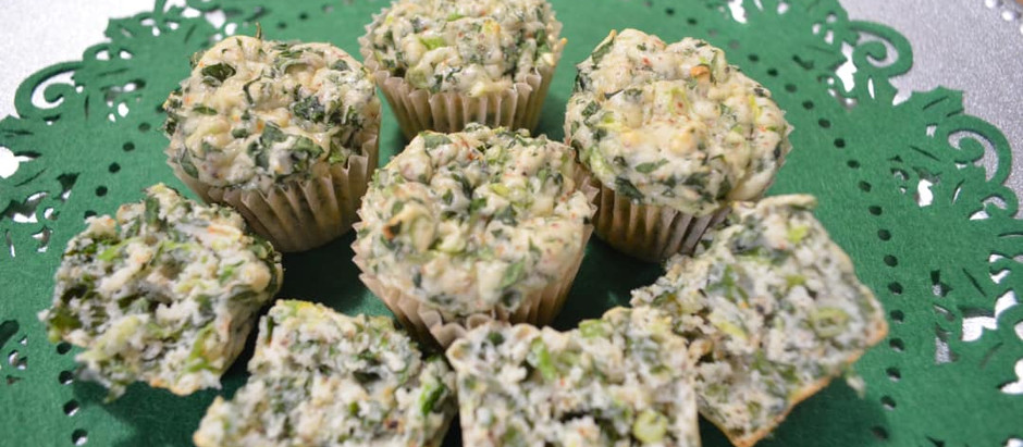 Kale & Chive Buns