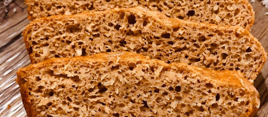 Pumpkin Apple Spice Bread – Gluten Free