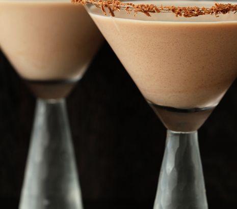 Caramel Mocha Martini