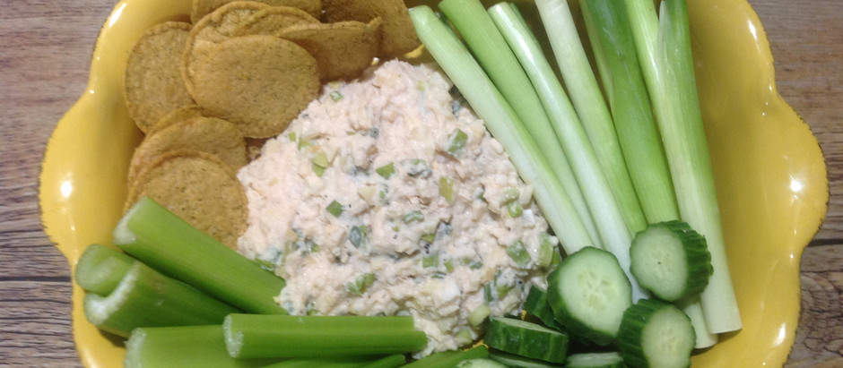 Hot Crab & Fennel Dip