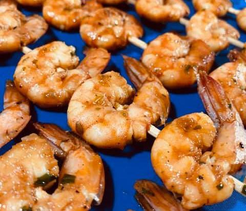 Shrimp Marinade – Hot Lemon Pepper