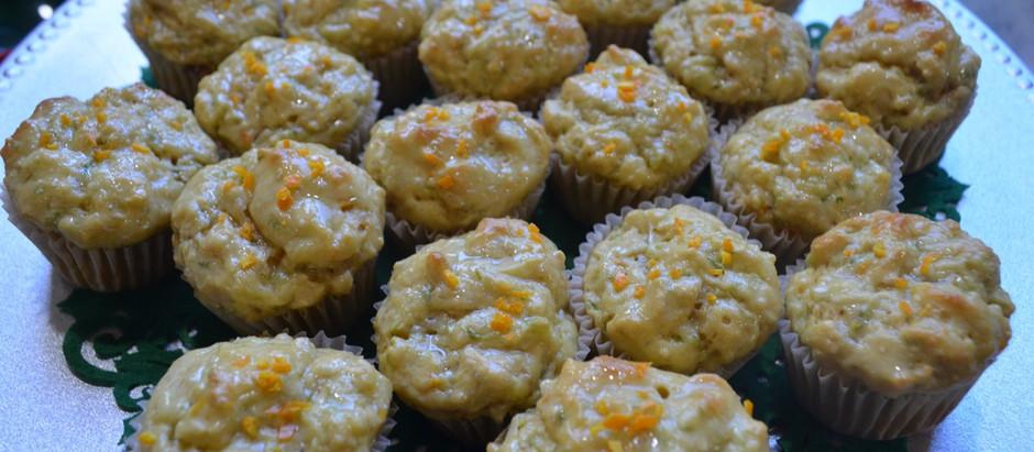Orange Maple Muffins