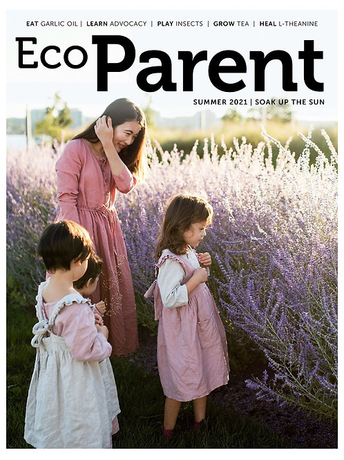 EcoParent Magazine Print Subscription (3 Years)