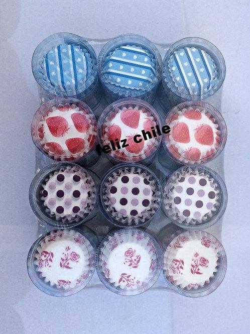 Pack capsulas x12(9cm)