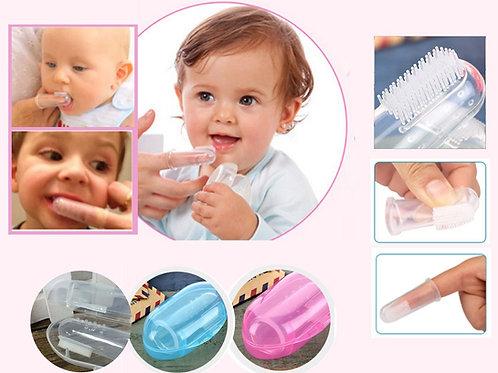 Cepillo dedal bebe