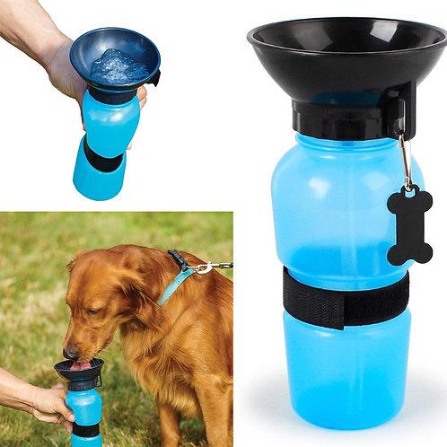 Botella para mascota