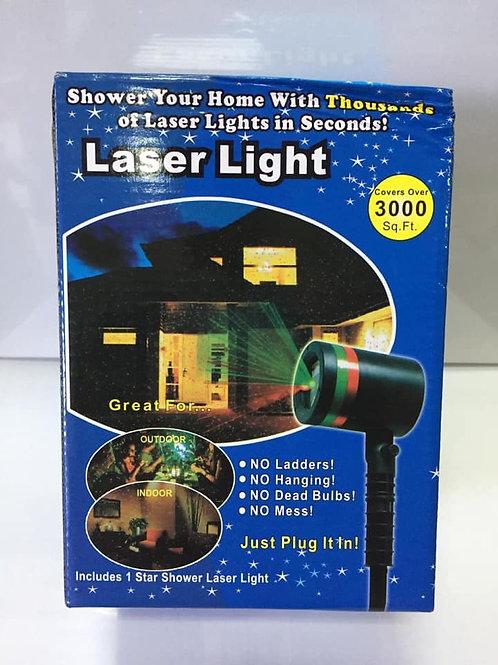 Proyector laser navidad