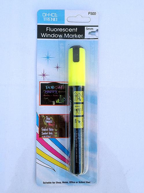 marcador fluorecente
