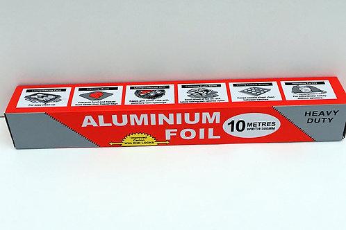Papel aluminio 10m