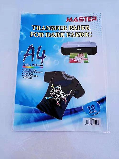 Papel transfer A4