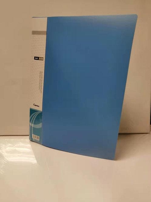 Carpeta plastica A4