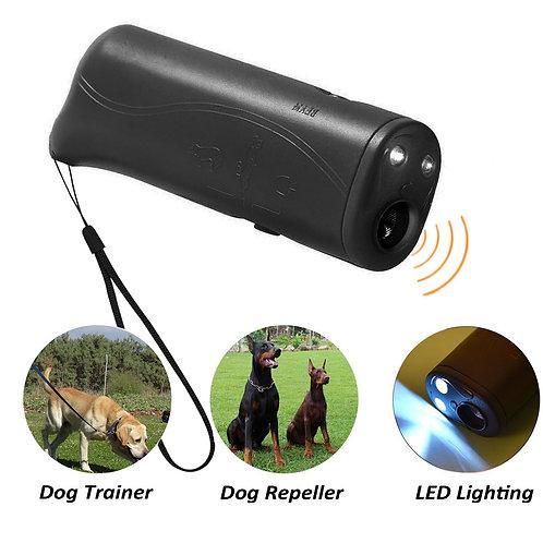 Ultrasonic dog