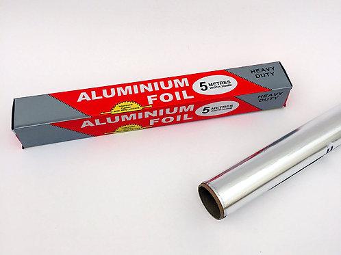 Papel aluminio 5m