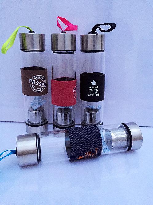 Botella c/ infusor 450ml