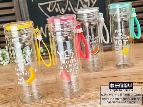 Botella vidrio 280ml