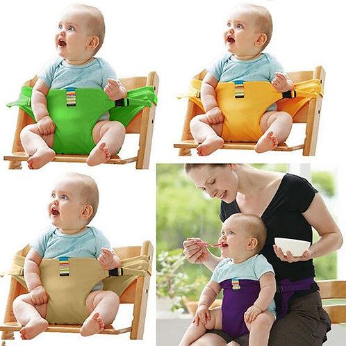 Sugetador de silla para  bebe.