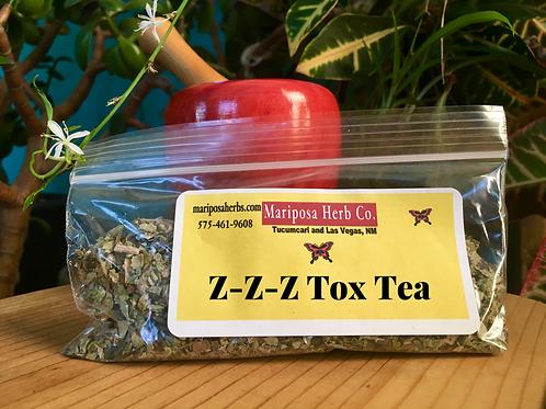 Z-Z-Z Tox Tea