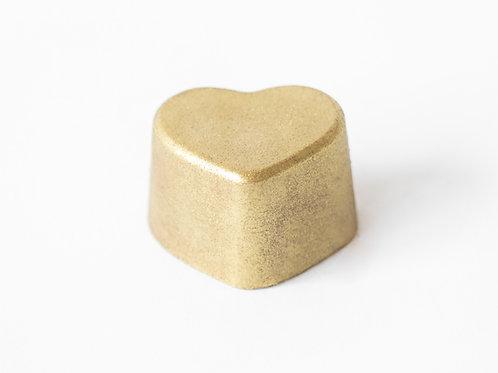 Coração Caramelo - 10 unidades