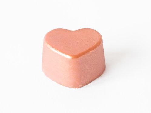 Coração Ruby - 10 unidades