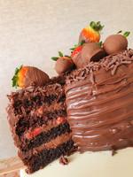 Chocolate Belga com Morango
