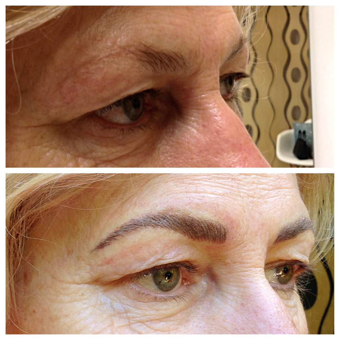 Feathertouch Brows