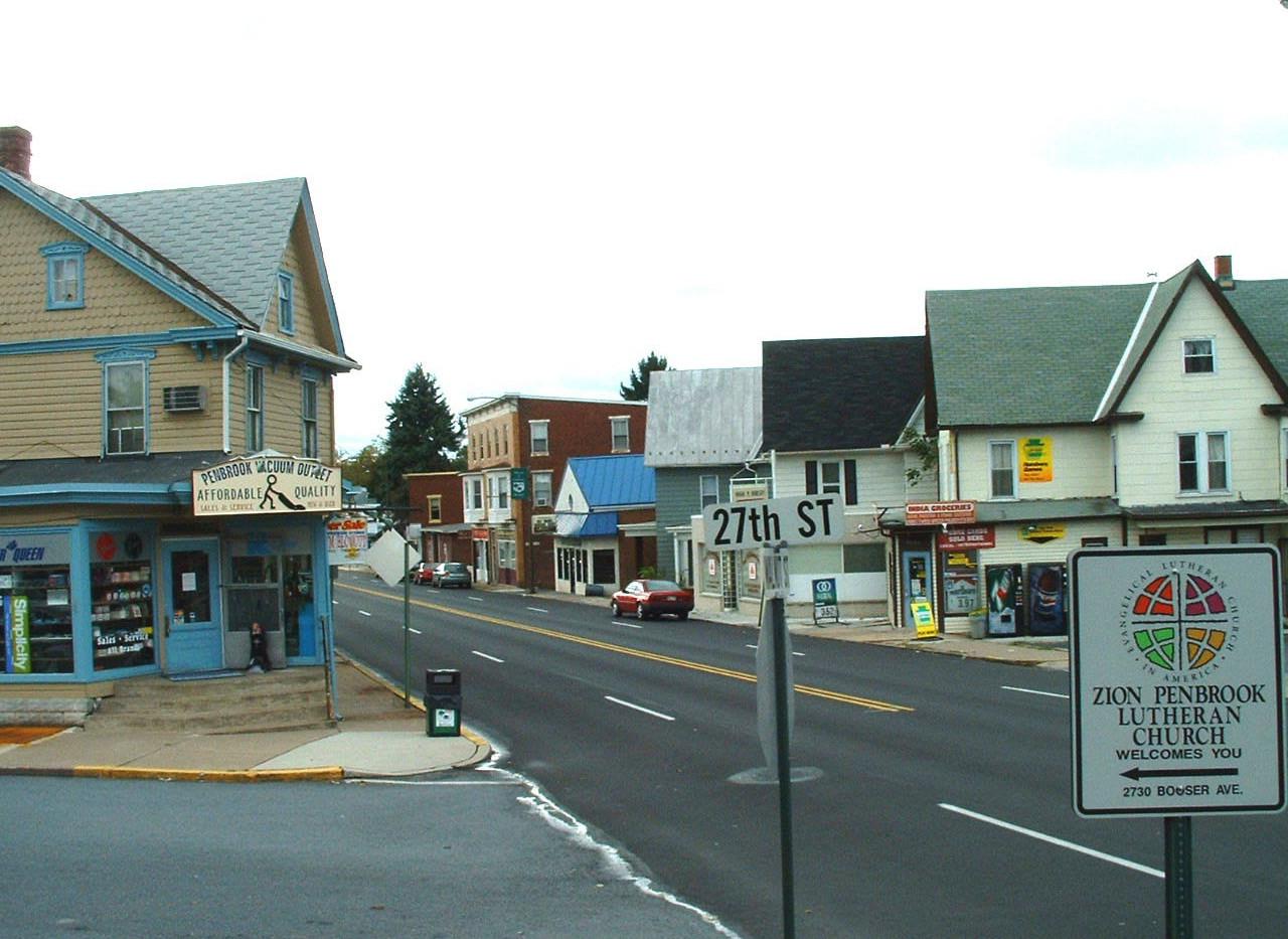 Walnut Street Penbrook (Existing)