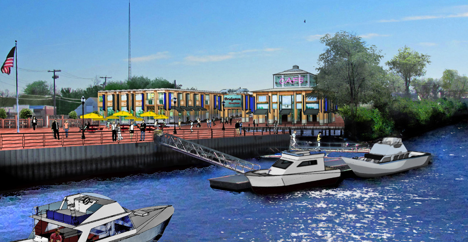 Cohansey Riverfront (Vision)