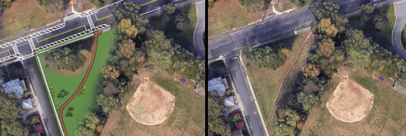 Kaighn Avenue Improvements