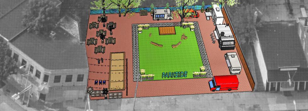 Fit Tank Site Plan, Gloucester City