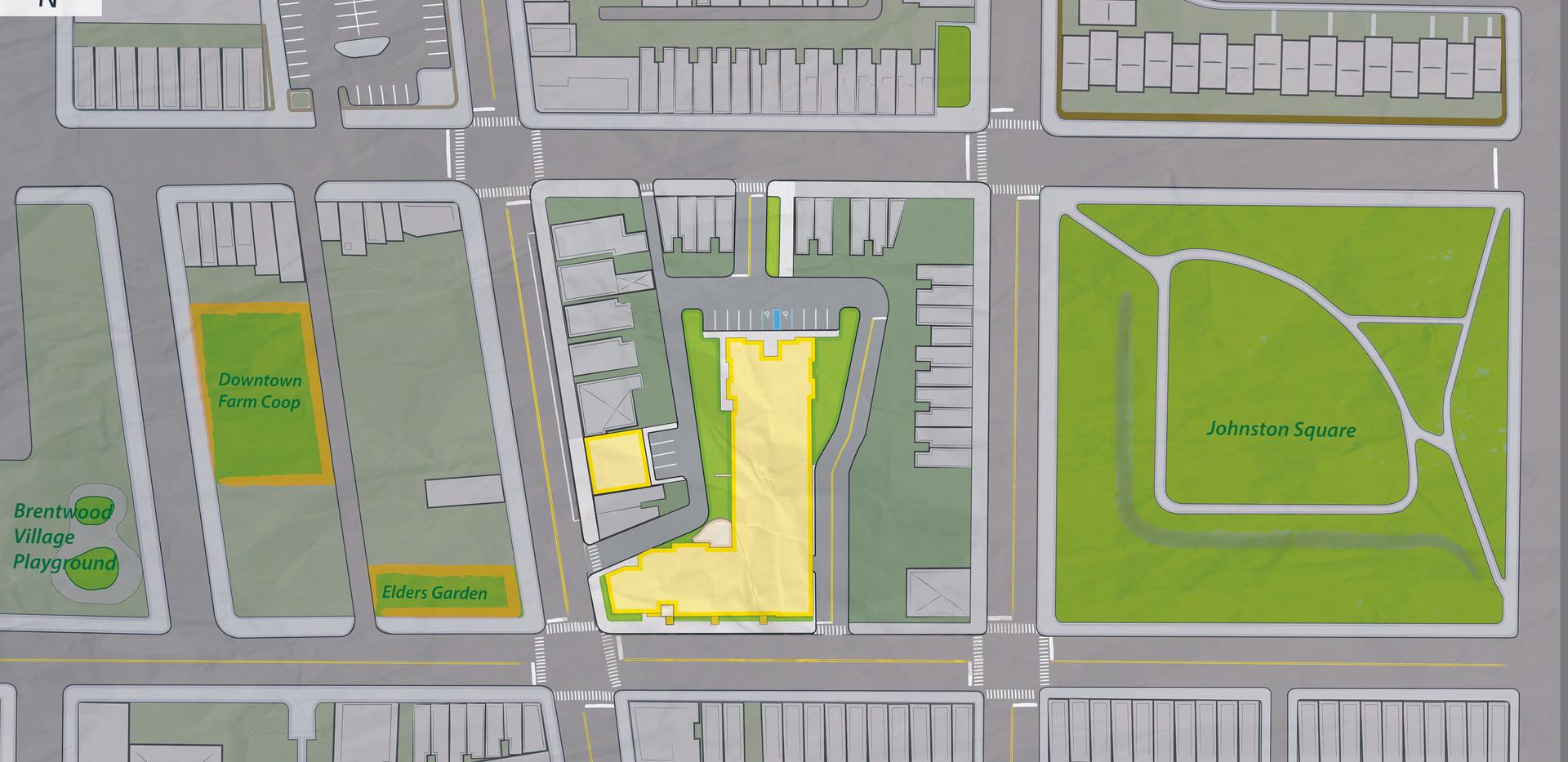 Cohn Alley Program Site Plan, Camden, NJ
