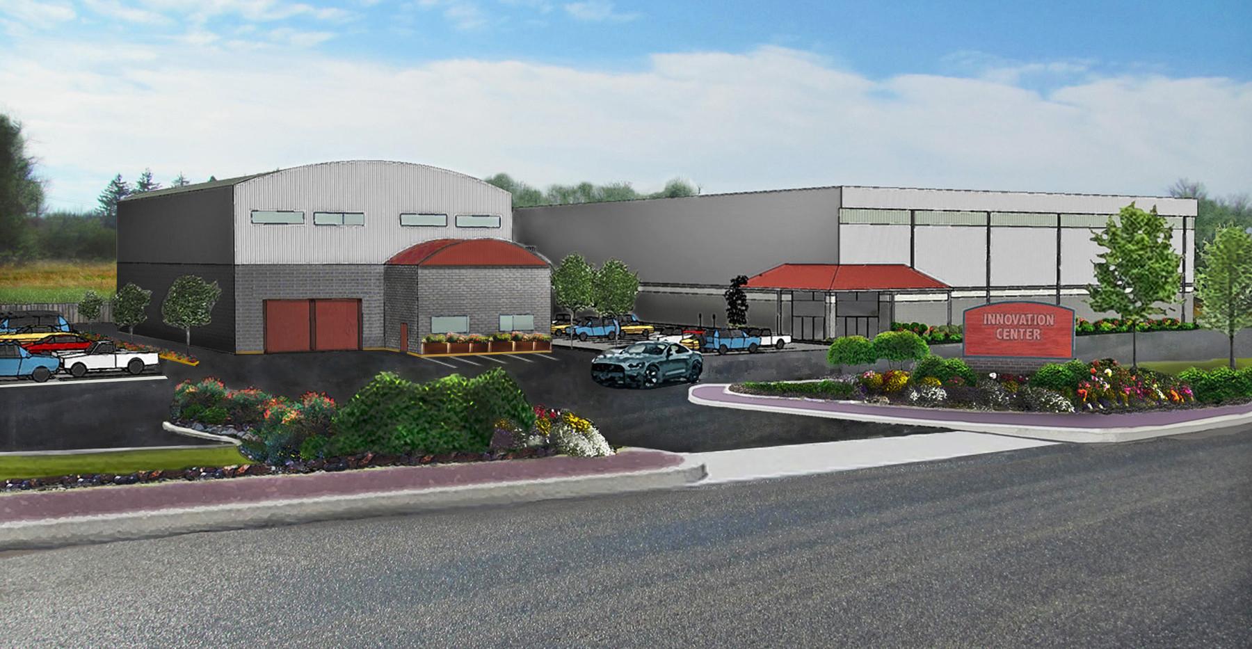 Bridgeton Innovation Center (Proposed)