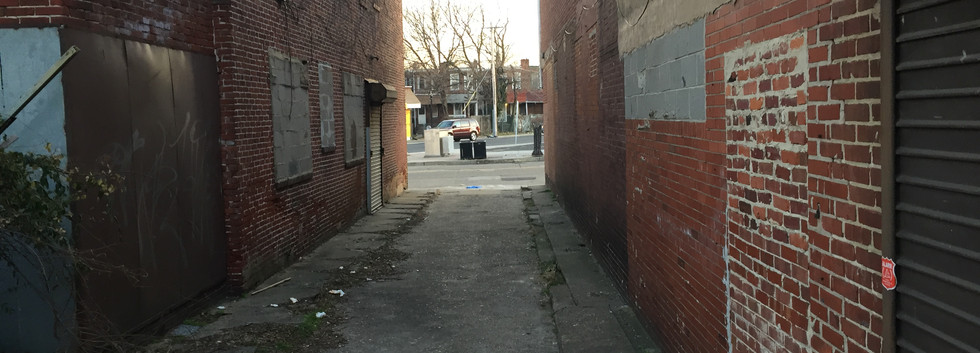 (Existing) Cohn Alley