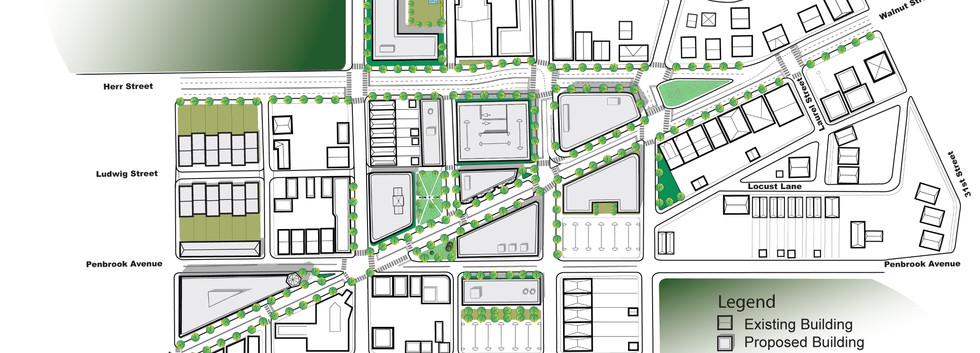 Penbrook, PA Green Space Plan