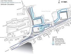 Proposed Rapid Transit Service