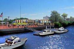 Riverfront Redevelopment Concept