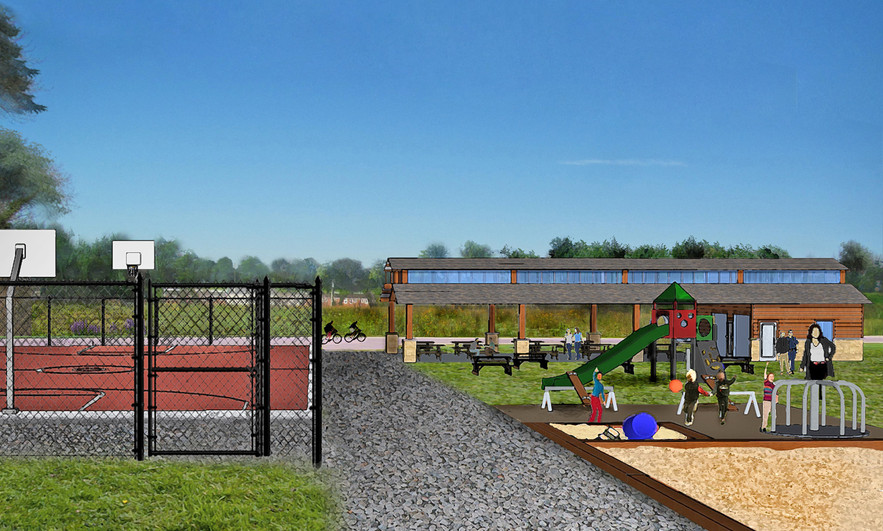 Bridgeton Open Space (Vision)