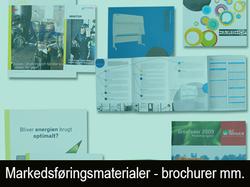 lille-markedsføringsmaterialer
