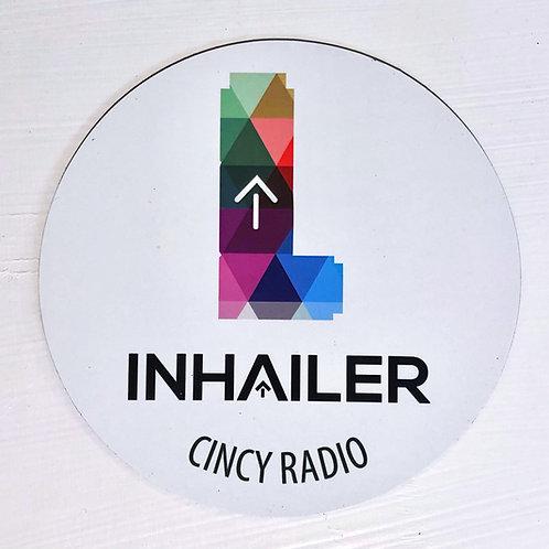 Inhailer 2019 Car Magnet